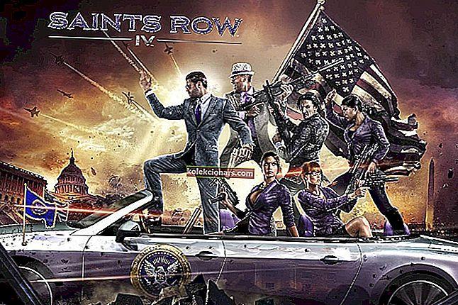 POPRAVEK: Saints Row IV se zruši in zmrzne