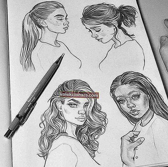 Μετατροπή φωτογραφίας σε σκίτσο και σχέδια μολυβιού