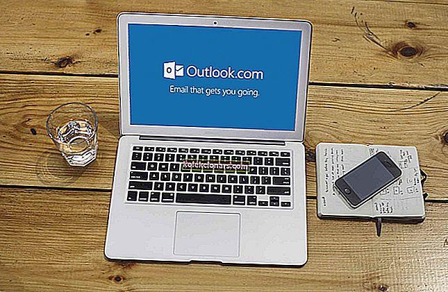 Labojums: Outlook iestrēga, ielādējot profilu