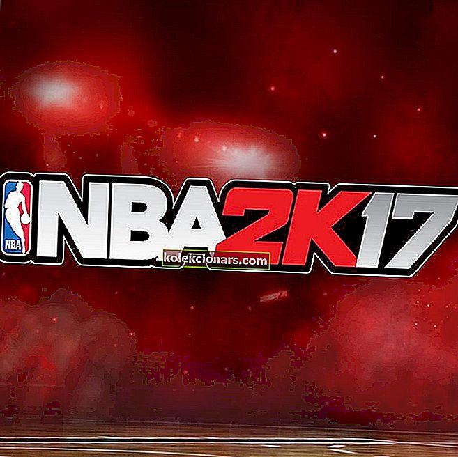 Soubor NBA 2K17 Moje kariéra chybí / je poškozen na Xbox One