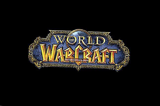 ΕΠΙΔΙΌΡΘΩΣΗ: Το World of Warcraft δεν μπόρεσε να ξεκινήσει την επιτάχυνση 3D