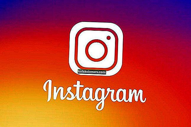 Korriger: En ukjent nettverksfeil har oppstått på Instagram