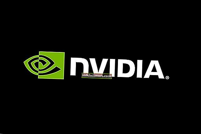 Fix Nvidia Kontrolpanel åbner ikke / arbejder / svarer ikke