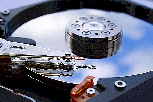 Ny harddisk vises ikke i Windows 10