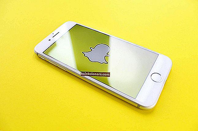 Fix: Bluestacks Snapchat fungerer ikke / noget gik galt