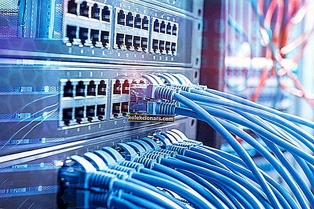 ERR_NETWORK_CHANGED: forbindelsen blev afbrudt