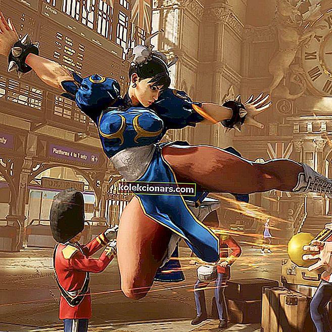 FIX: Street Fighter V starter ikke