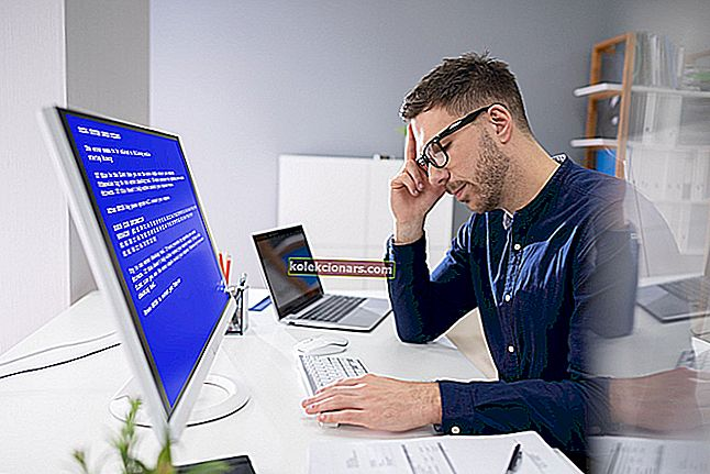 Fix BAD SYSTEM CONFIG INFO-fejl i Windows 10
