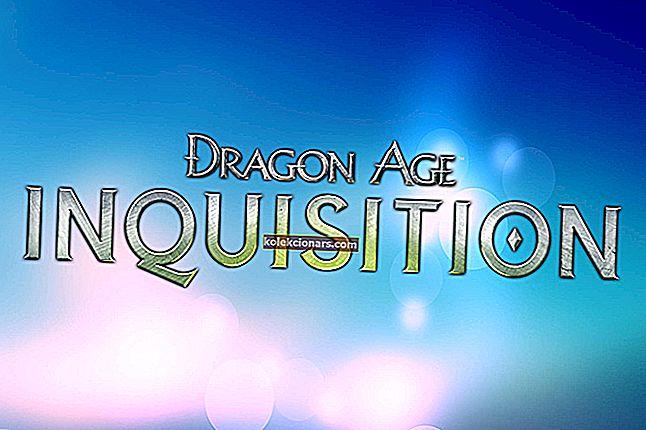 Khắc phục: Dragon Age Inquisition gặp sự cố khi ra mắt