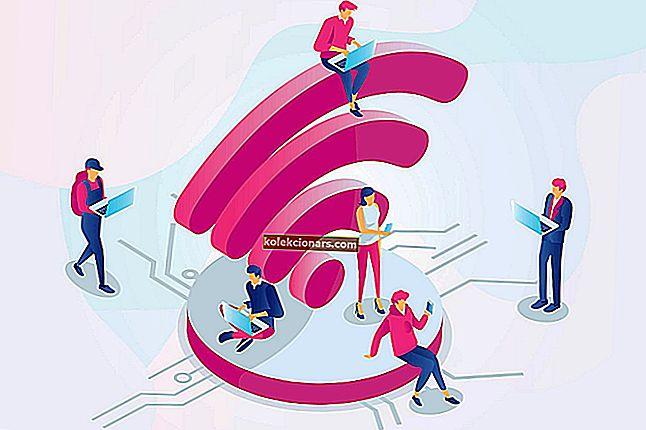 5 nejlepších Wi-Fi hotspotů pro Windows 10