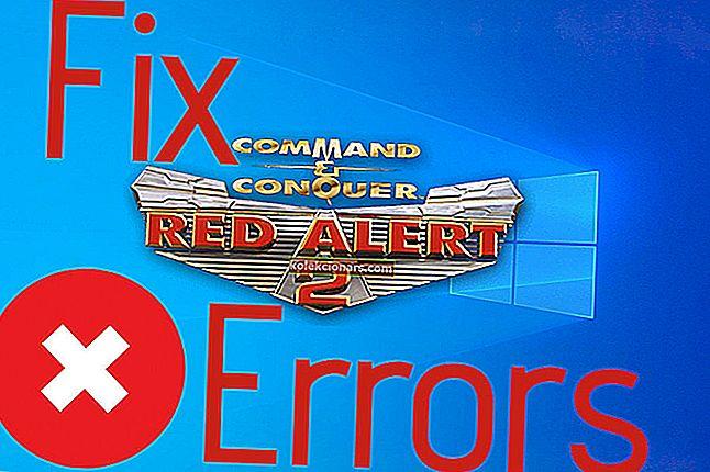 Jak opravit problémy Red Alert 2 v systému Windows 10