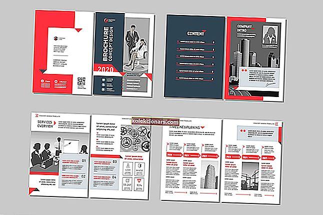 5 najboljših programov za oblikovanje brošur