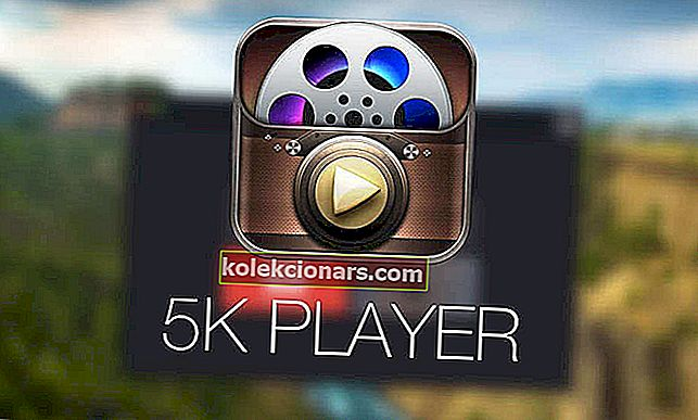 5kplayer logo - Windows 10 gratis dvd-afspiller download