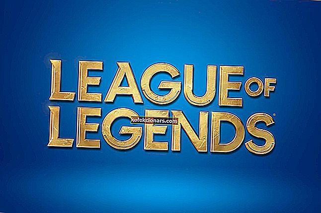 ΕΠΙΔΙΌΡΘΩΣΗ: Το League of Legends δεν θα ξεκινήσει στα Windows 10