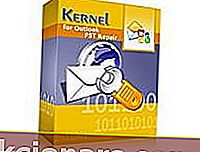 Kernel til Outlook PST Reparation