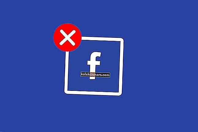 ΕΠΙΔΙΌΡΘΩΣΗ: Αυτή η σελίδα δεν πληροί τις προϋποθέσεις για να έχει ένα όνομα χρήστη στο Facebook