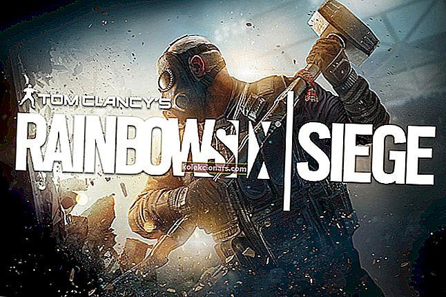 Rainbow Six: Piirin yhteysvirheet