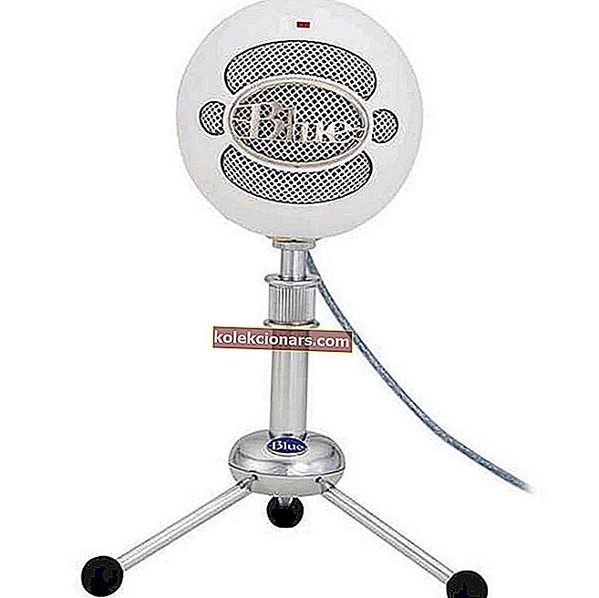 Vai datorā ir problēmas ar Blue Snowball mikrofonu? Izmēģiniet šos risinājumus