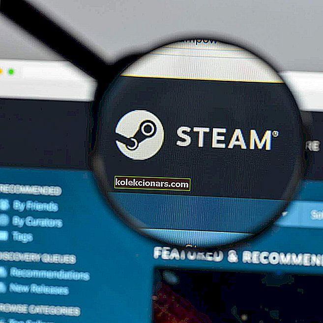 Το Fix Steam δεν θα ανοίξει