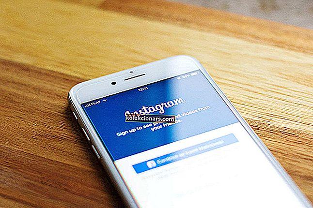 Epäilyttävä kirjautumisyritys Instagramissa? Tarkista nämä menetelmät