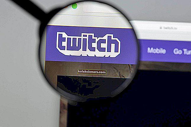 Twitch error 2000: Διορθώθηκε το σφάλμα δικτύου για πάντα
