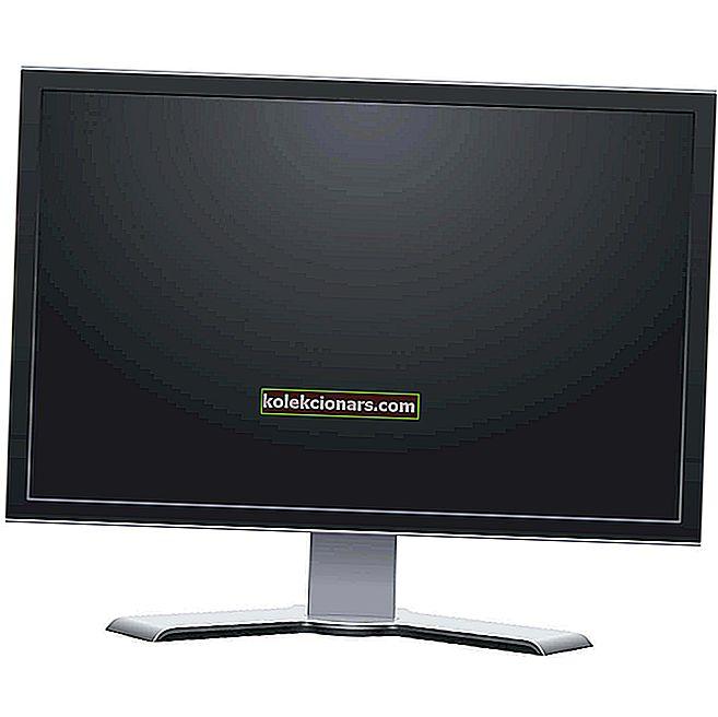 Fix: Svart skrivebordsbakgrunn / tapet blir svart