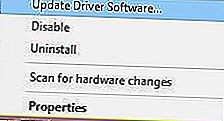 opdateringsdriver-software