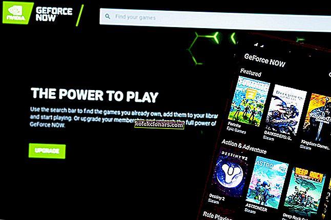 GeForce Experience-opptak fungerer ikke? Få løsningene her