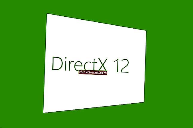 Korjaus: DirectX havaitsi korjaamattoman virheen Windowsissa