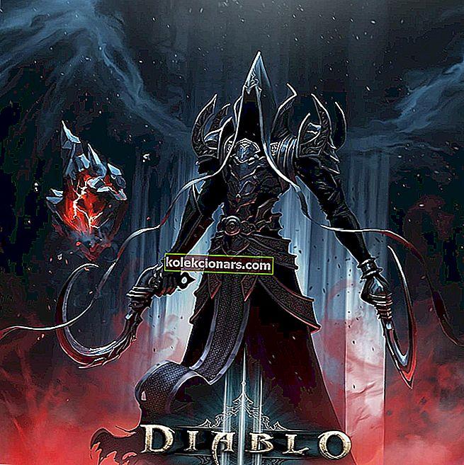 Diablo 3-problemer på Windows 10